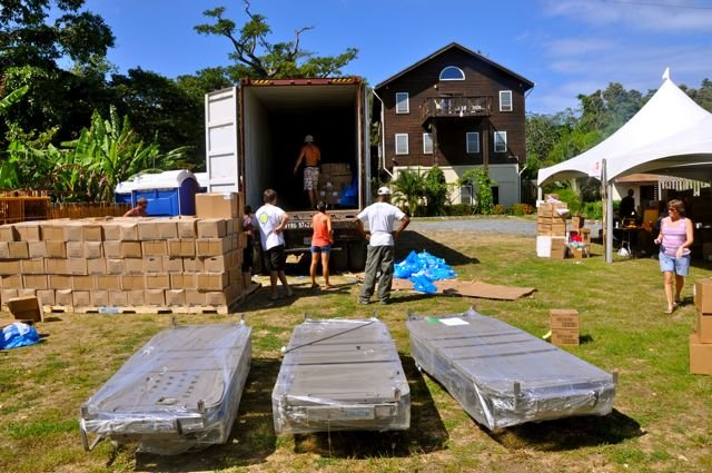 Assist 250 Remote Medical Care Clinics in Panama