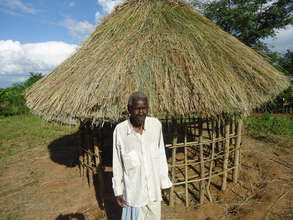 Provide shelter for 100  HIV/AIDS positive women