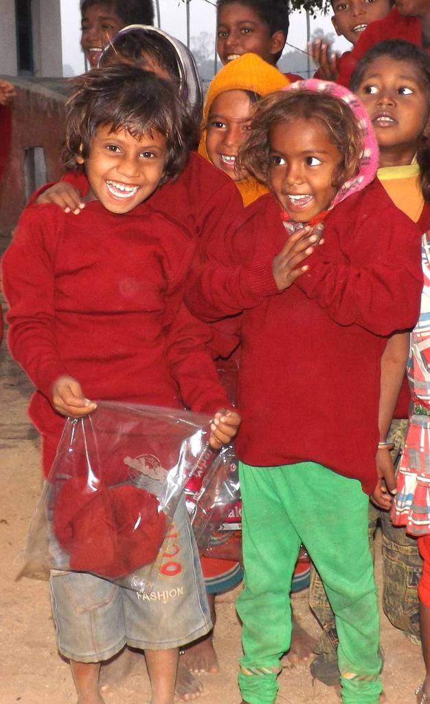 The Joy of Warm Winter Sweaters!