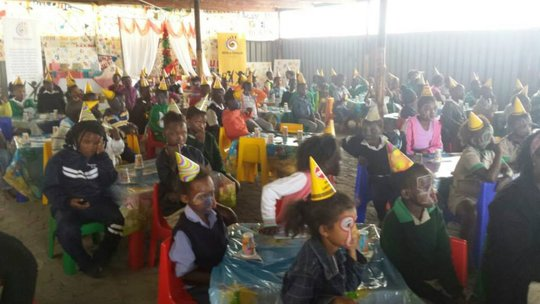 Child and Youth Development Christmas Party