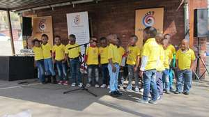 Empowerment Program Launch at Uthando Center 2