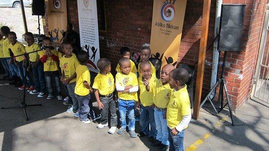 Empowerment Program Launch at Uthando Center