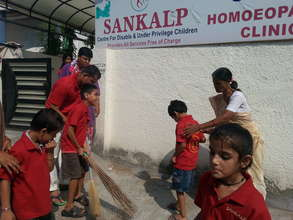 Clean India Day