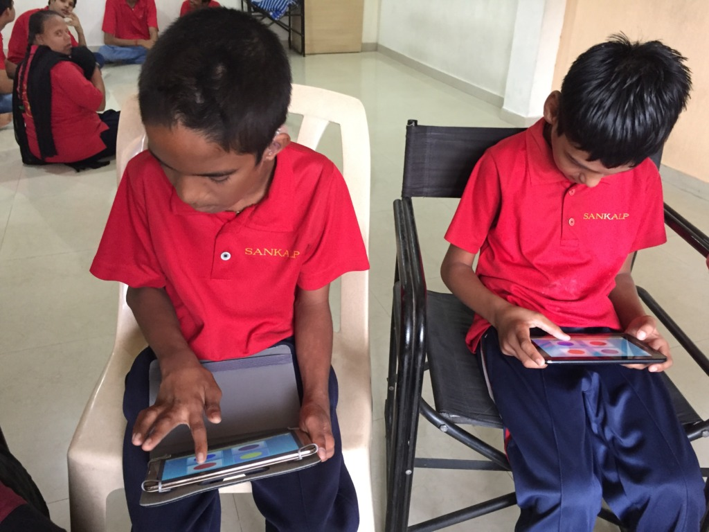 Learning through APPs