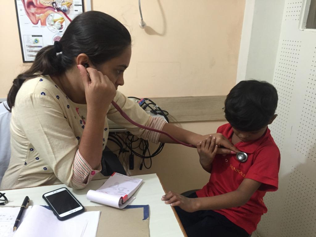 Pediatric Checkup-2