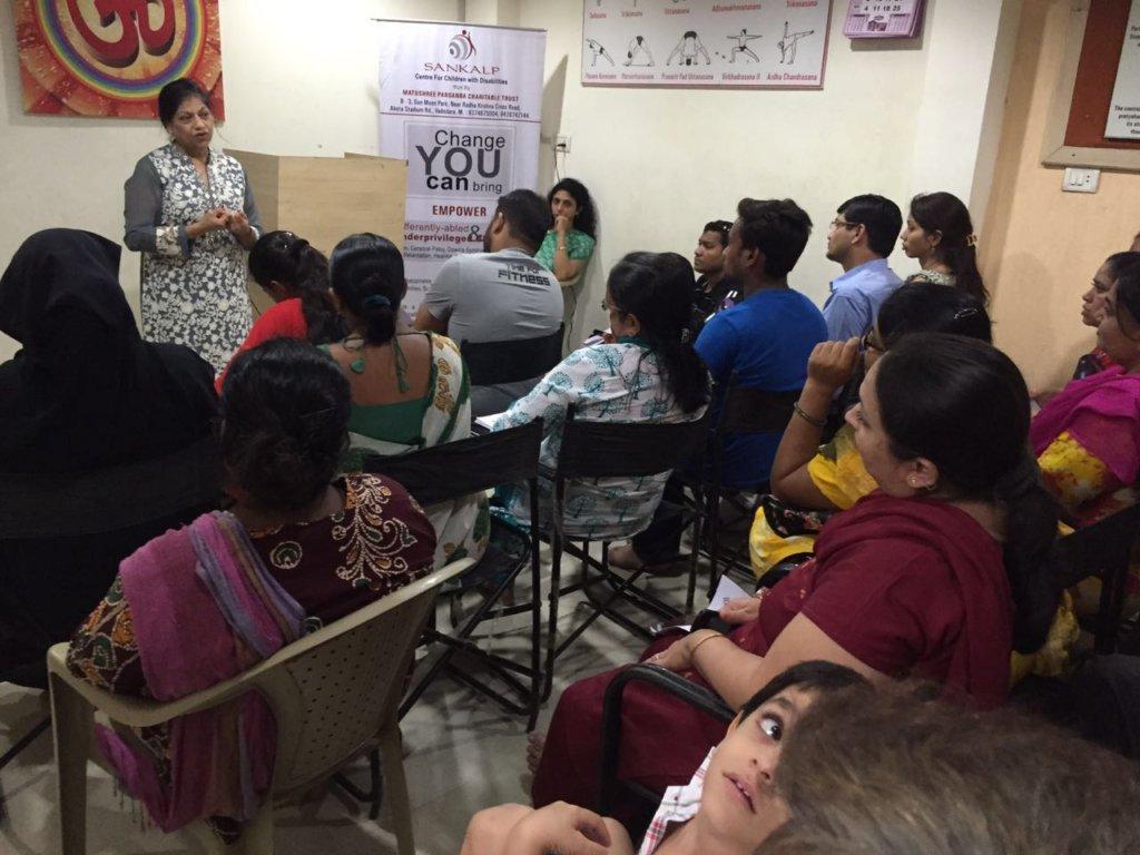 Ms. Neeta Das Guiding Parents