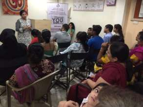 Ms. Neeta Das Guiding Parents