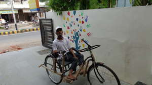 My New Tricycle