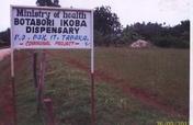 Building a Health Centre for 40 Villages in Kenya