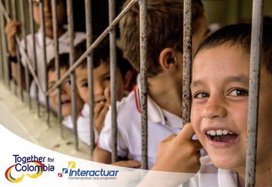 A New Beginning for 71 families in Colombia