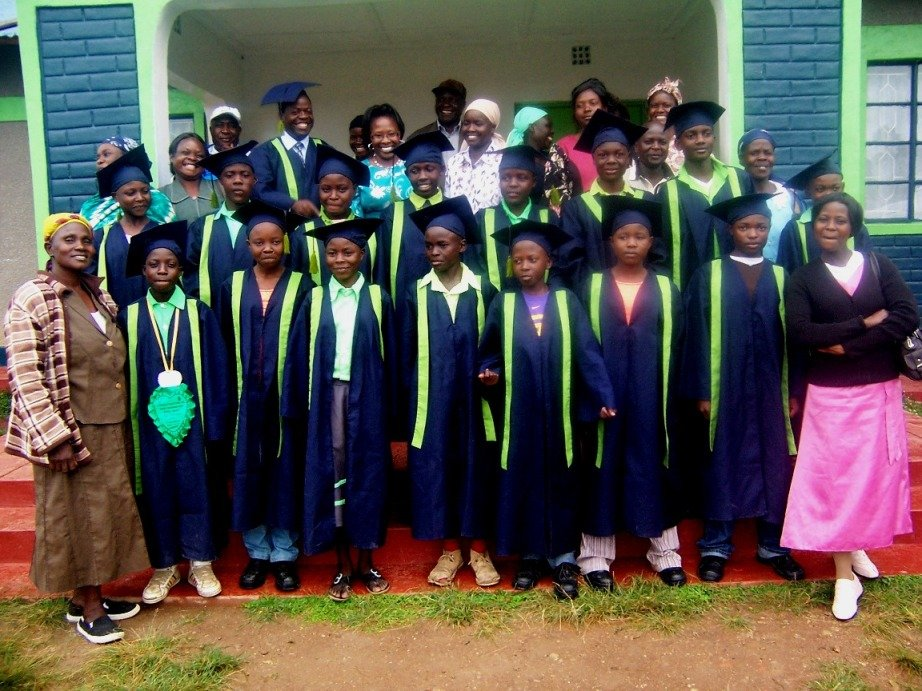 Primary graduation and prayer day