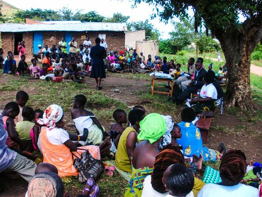 Health Sensitization to Communities