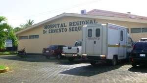 Hospital in Bluefields