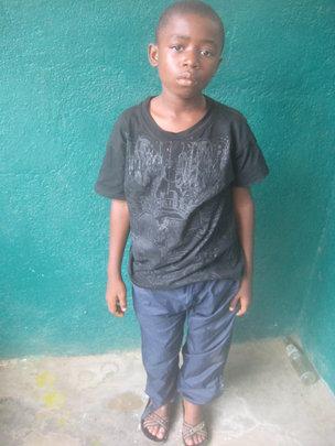 Dukuly from Liberia