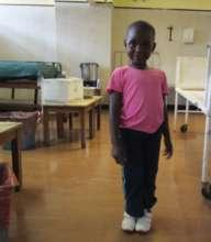 Sarah from Zimbabwe