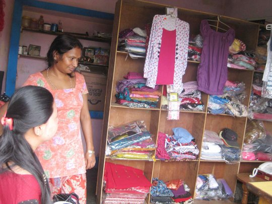 Empowering 100 Women to earn Livlihood in Nepal