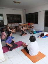 CWDA yoga lessons