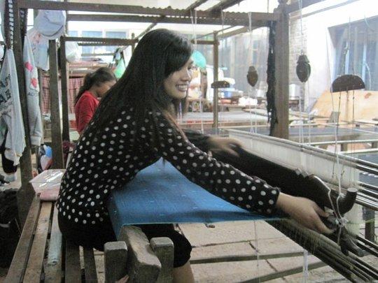 Phalla weaving