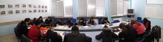 English Creative Writing Competition in Bulgaria