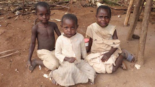 Improving Child Health in Rural Uganda