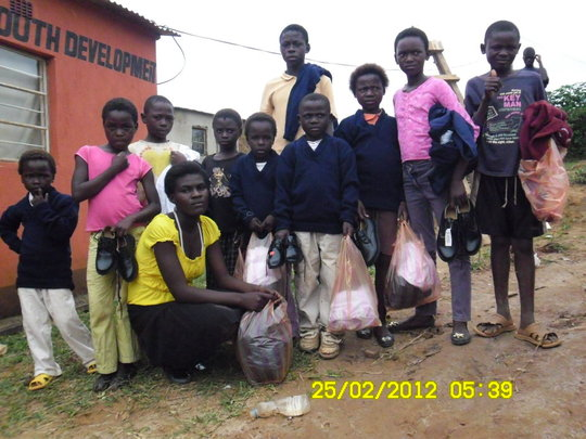 Provision of Education Support to 200 Orphans