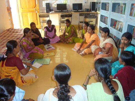 Literacy Class for women