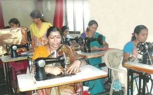 Tailoring Classes for women