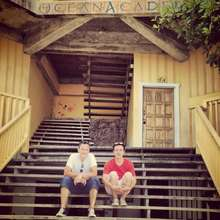 Steps of Ocean Academy