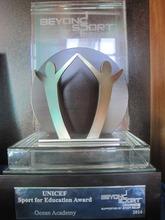 Beyond Sport Award - Sport in Education