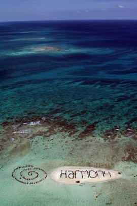 Belize Barrier Reef - 2nd largest in the world