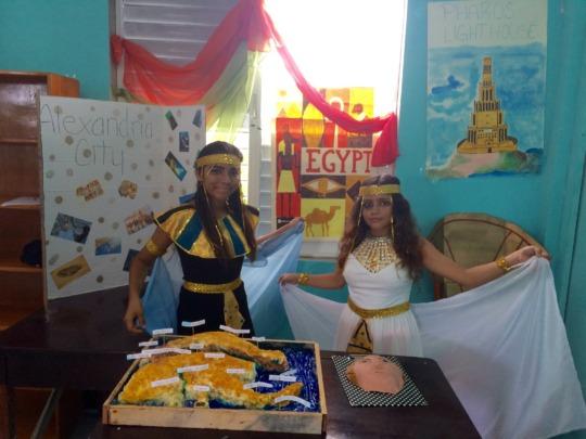 World History Showcase