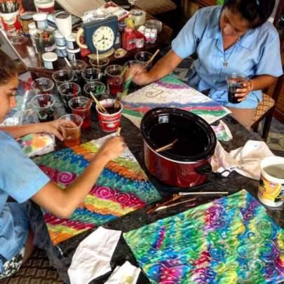 Batik class
