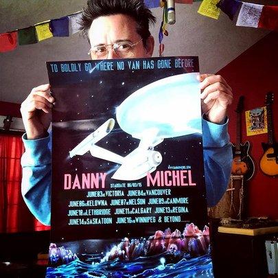 Danny's Star Trek Van and Space Tour