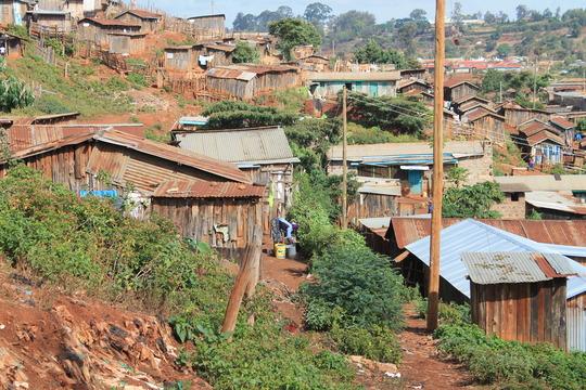 Shauri Yako slum