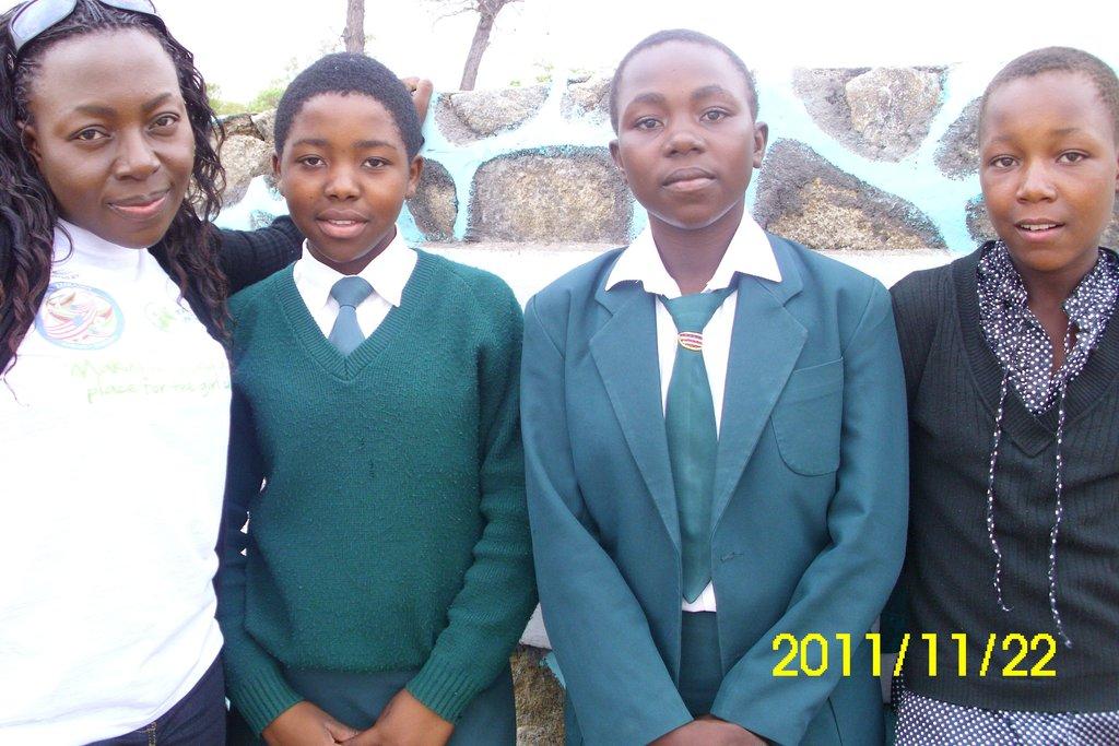 Engage Boys Empower Girls Stop GBViolence Zimbabwe
