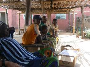 Give 5 Villages in Senegal Access to Healthcare