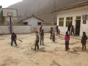Zhong Zi Ping Primary School 1