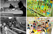Build Libraries for Rural Children in China