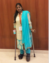 Dr. Sunitha - As an SIS young student and after S