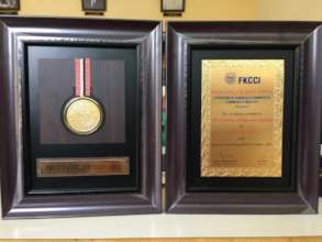APD got Best NGO Award