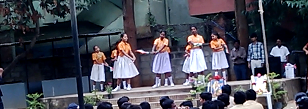 Drama  Performed by  SIS Students