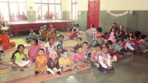 Fancy Dress Program for small children