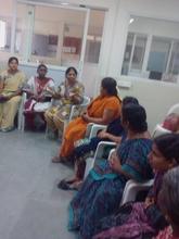Parents of childreninto the Rehabilitation Process