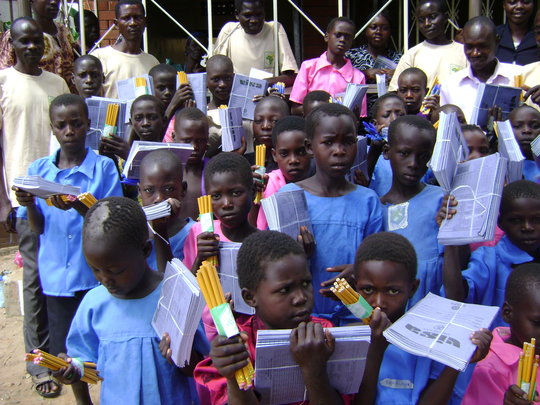 Educate 150 HIV/AIDS Positive Orphans in Teso