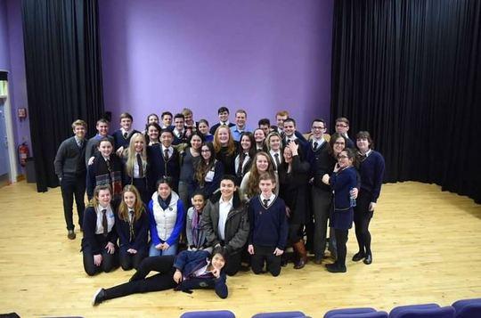 Northern Ireland Group 2015