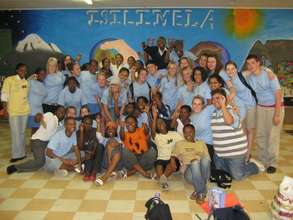 South African and US students 2012