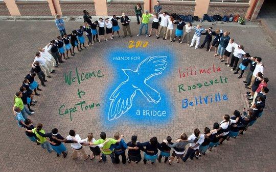 Teach Social Justice. Empower Youth. Bridge Gaps.