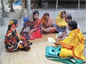 Train family members on birth preparedness