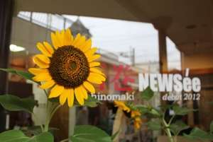 The Newsee Museum, host of the Ishinomaki archive