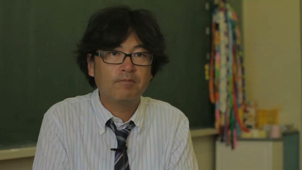Interview with High School Teacher in Ishinomaki